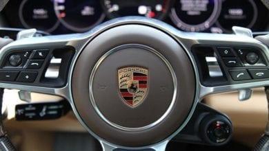 Lenkrad Porsche