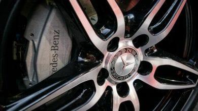 Mercedes Reifen Felge