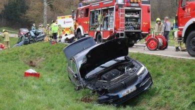 Unfall Ichenhausen Ettenbeuren 20042021 11